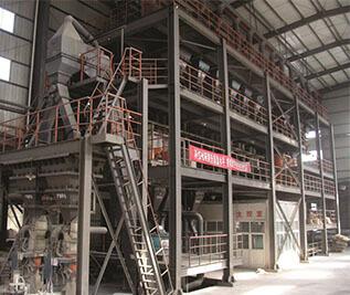 耐火材料全自动生产线
