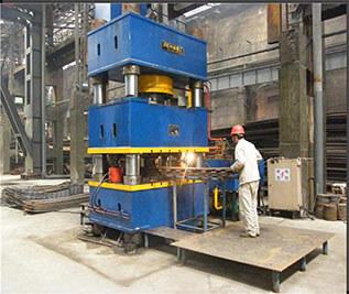 钢板加工设备 1000T液压机