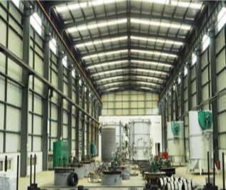 莱钢泰东产品研发863实验室
