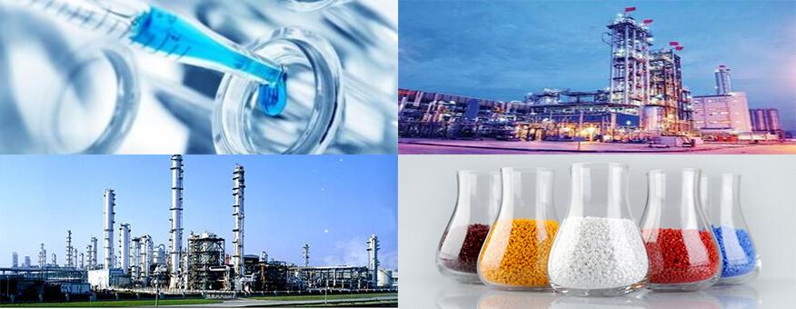 泰东产品用于高端化工行业